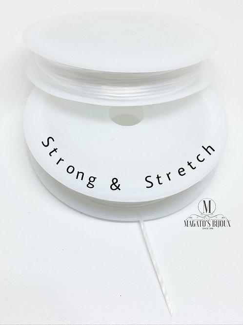 Elástico de Silicone Strong & Stretchy