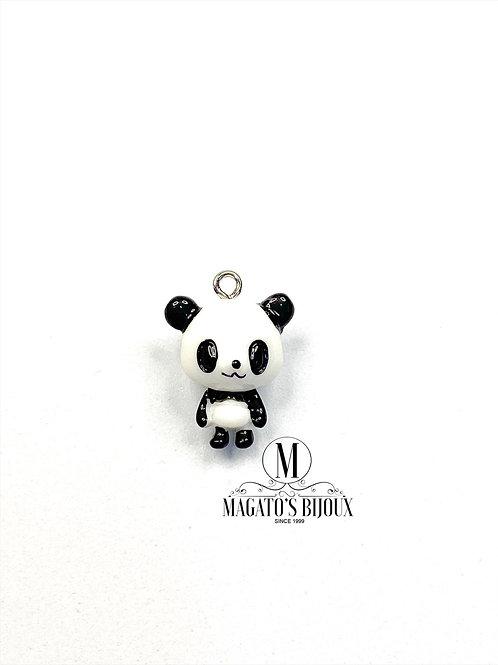 Pingente Ursinho Panda