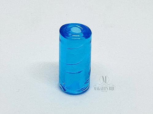 Firma Azul Claro Transparente M