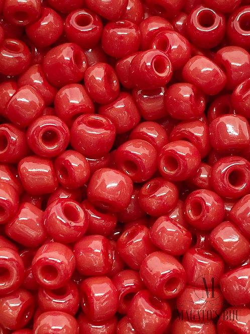 Miçanga Chinesa Vermelha