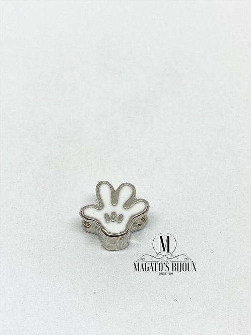 Berloque Mãozinha Mickey