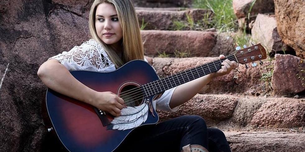 Dani Carson Singer/Songwriter | No Ticket Event