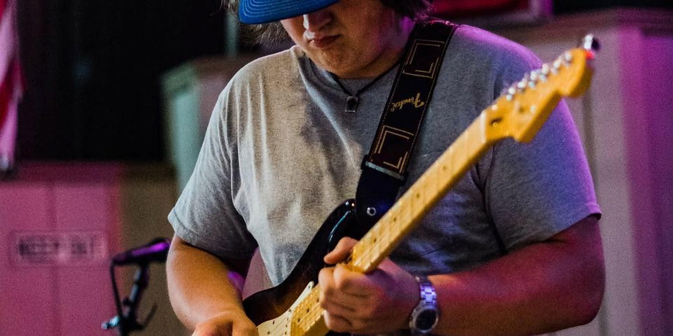 Koby Rowton- Singer/Songwriter NO COVER