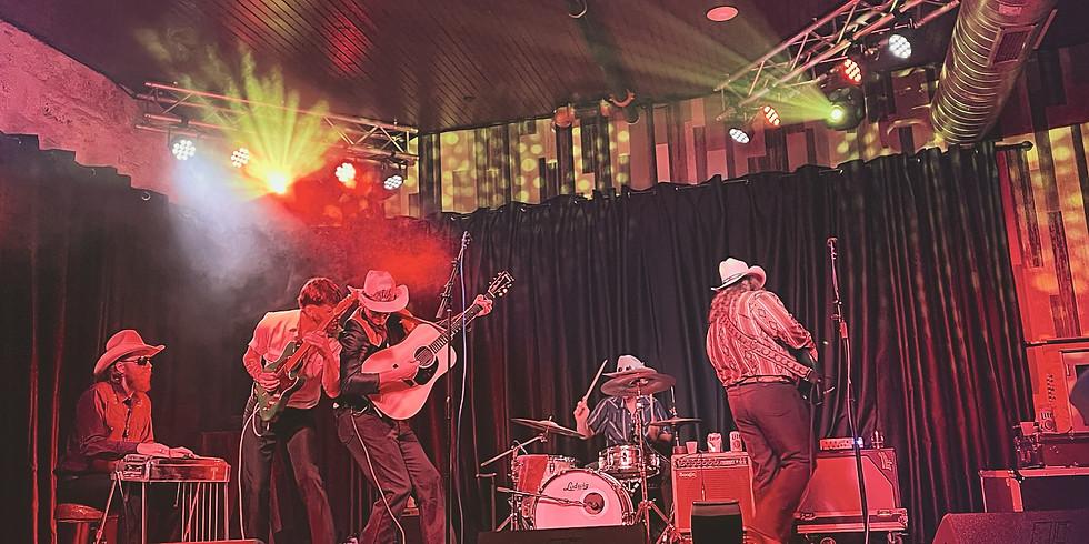 Ellis Landon Bullard   South Texas Tweek Opening   Live @ The Dirty South