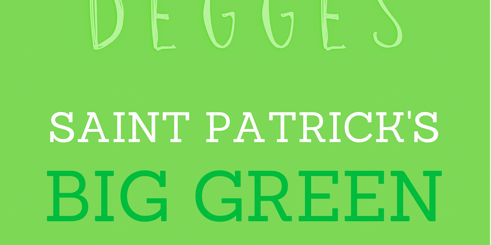 Cole Degges | St Patrick's Big Green Celebration