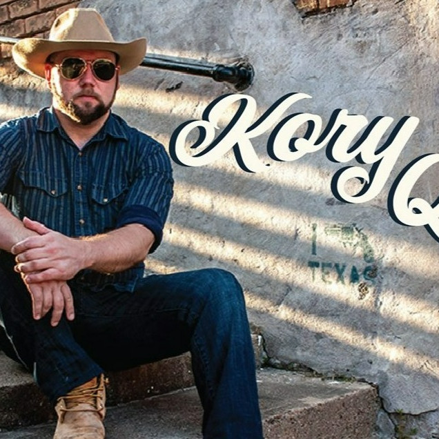 Kory Quinn   Singer/Songwriter   Non-Ticketed Event