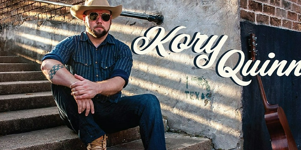 Kory Quinn | Singer/Songwriter | Non-Ticketed Event