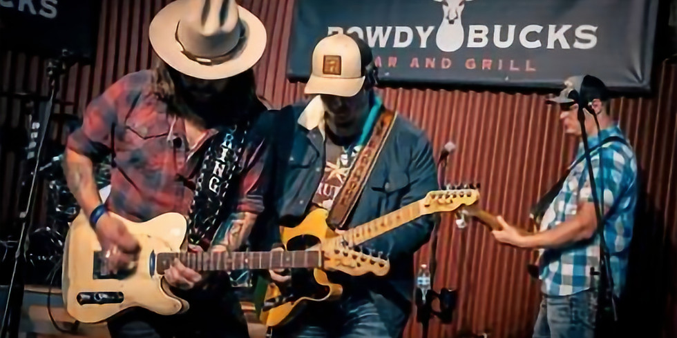 Ty Laramore | Daniel Holmes Opening | Live @ The Dirty South