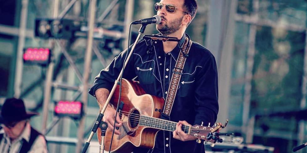 Max Flinn Singer/Songwriter | No Ticket Event