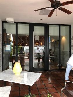 restaurant impact storefront