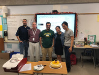 DHS Math Department 18-19