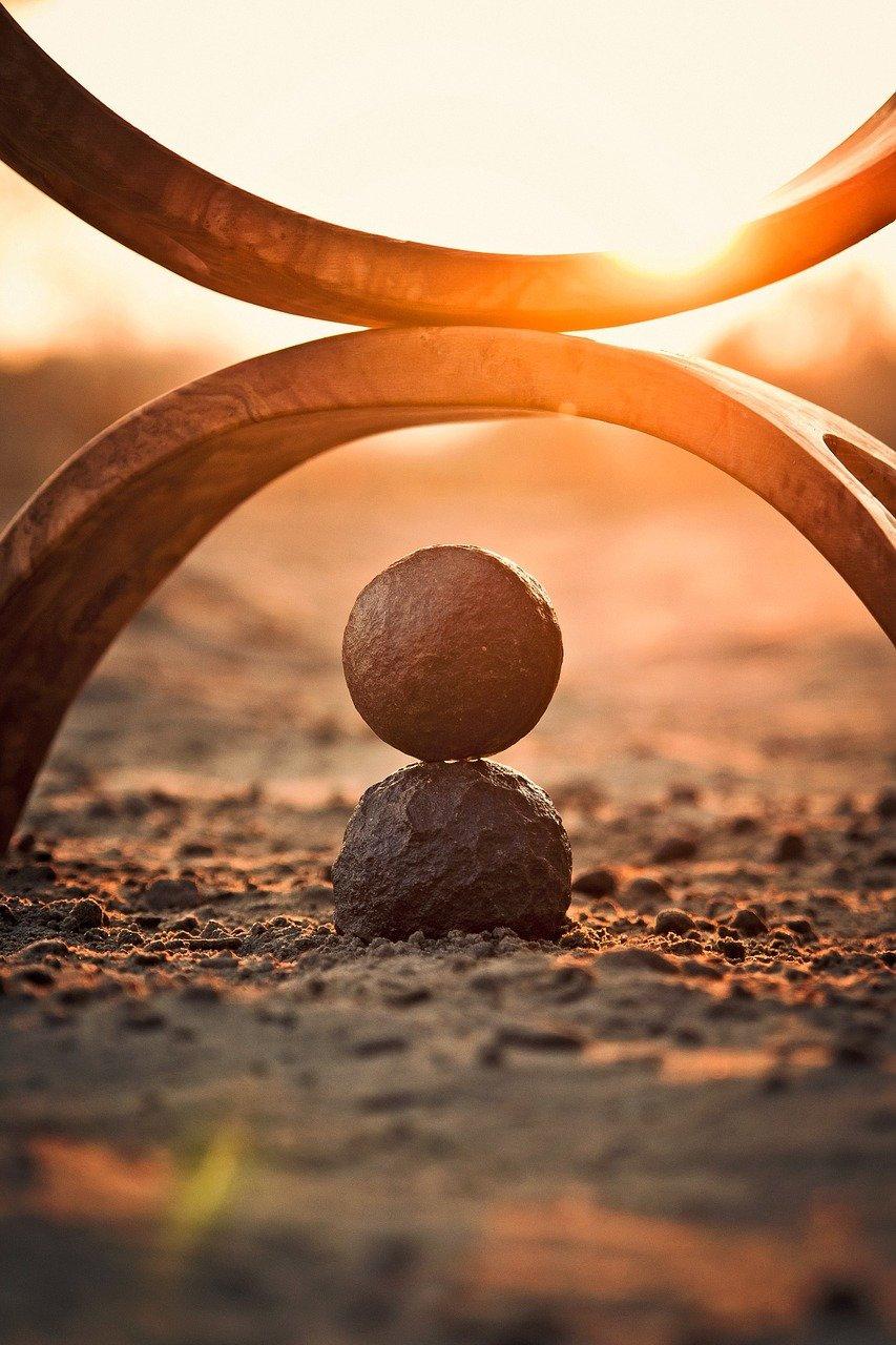 équilibre énergie reiki