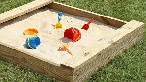 Millsap Cleaning Sand Box