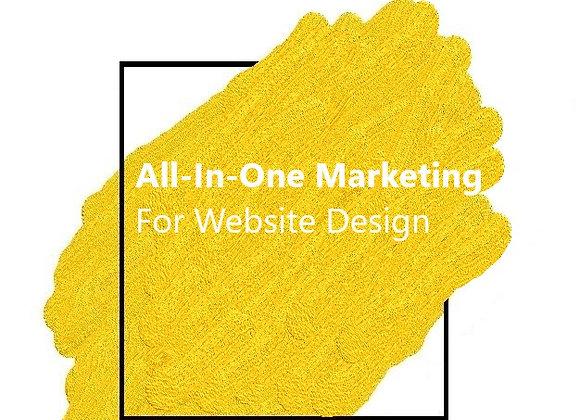 Website Design Marketing Process