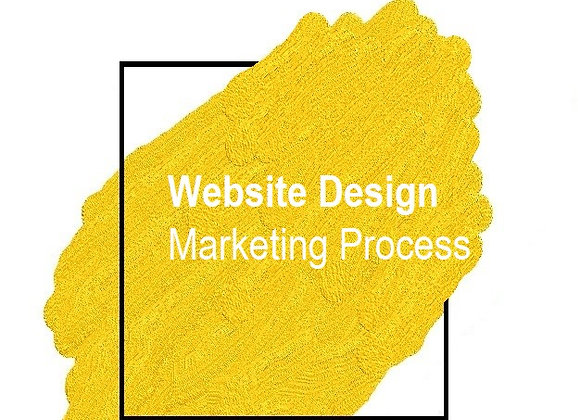 Website Design Marketing Process