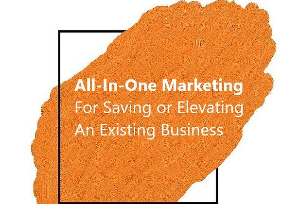 Sales-Increase Marketing Process