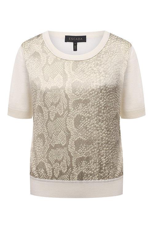 Lightweight short-sleeved pullover 5034833