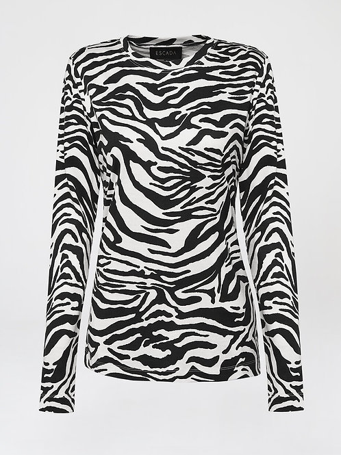 All-over printed Zebra T-Shirt 5034410