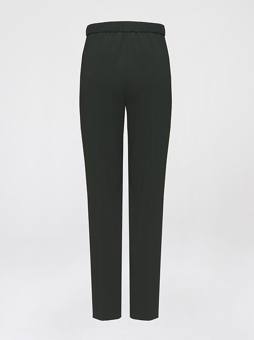 Crepe Tapered Pants 5029253