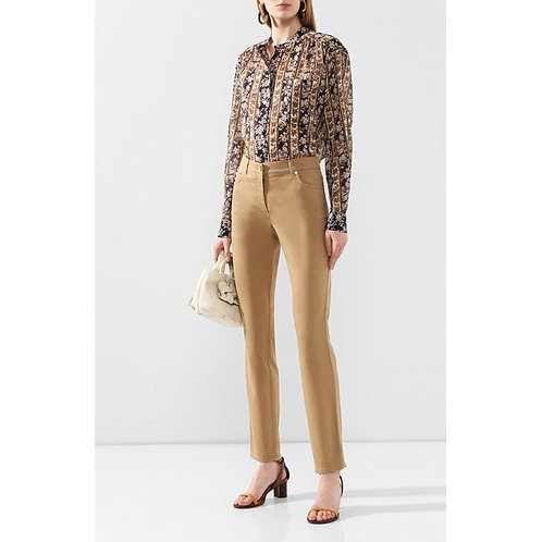 ג'ינס קלאסי גזרה גבוהה צמודה