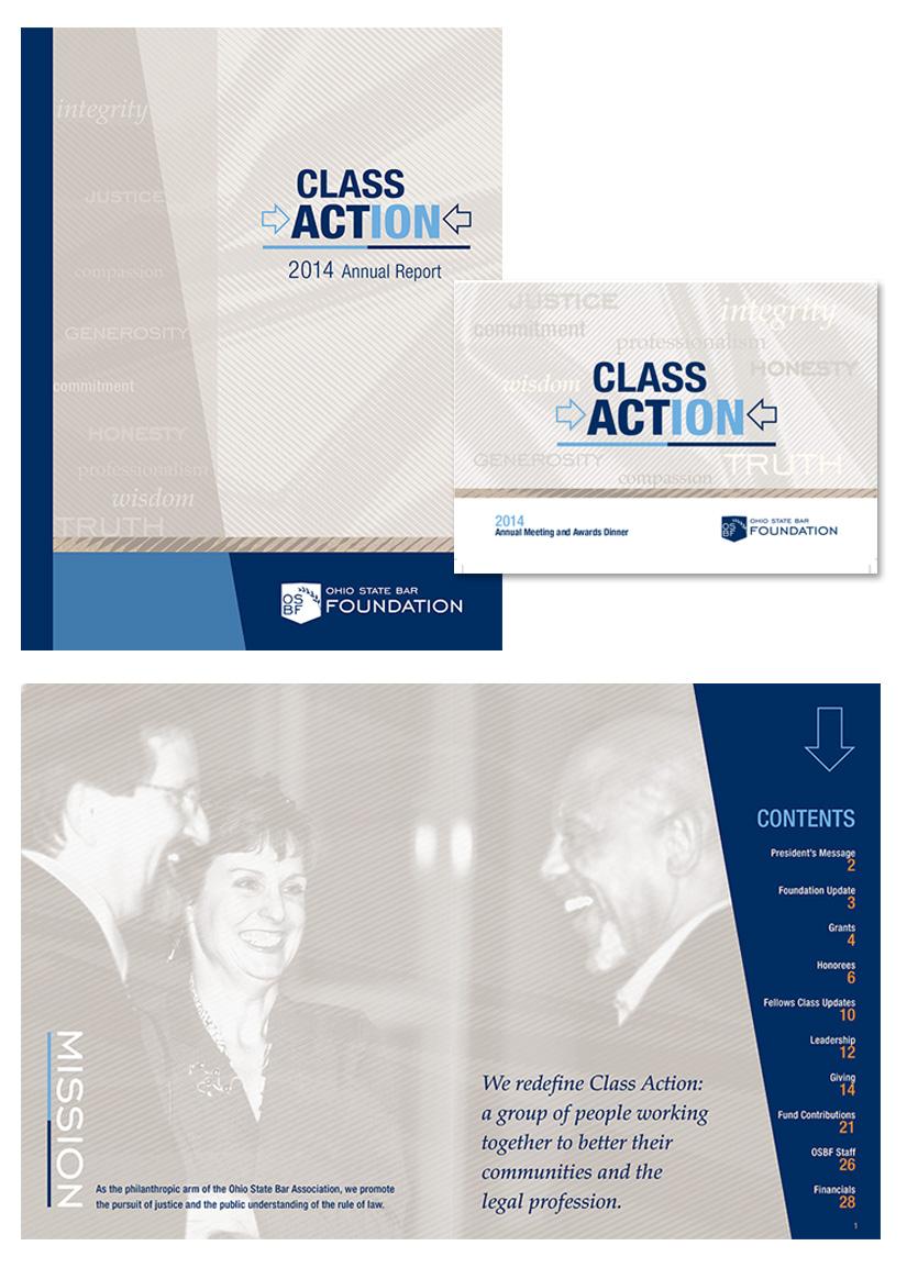 Annual Report Materials
