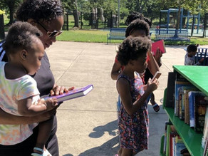 RTA encouraging summer reading with book giveaway
