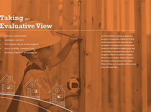 Groundwork Ohio Race & Rural Equity Report--An Evaluative View