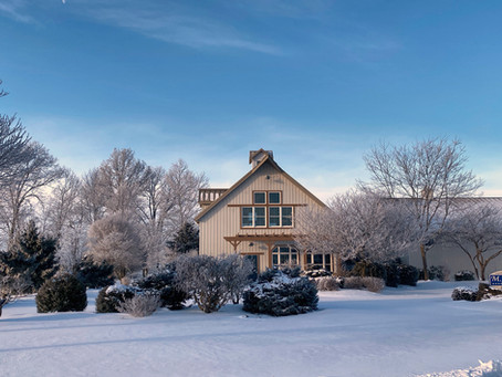 Recovering Your Landscape from Snow… Good, bad, Ugly