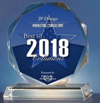 JP Design Selected for Best of Columbus Awards