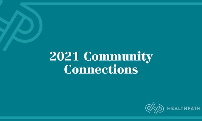 2021 HealthPath Ohio Community Connections Grants