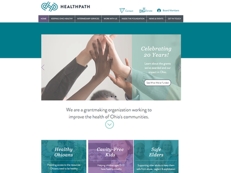 JP Design Partners with the HealthPath Foundation of Ohio