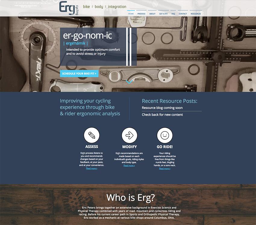 ErgCycling.com