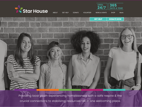 New Star House Site Hits the Web!