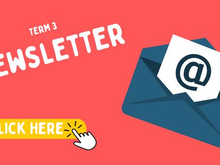 Term 3 - GTASA Newsletter!