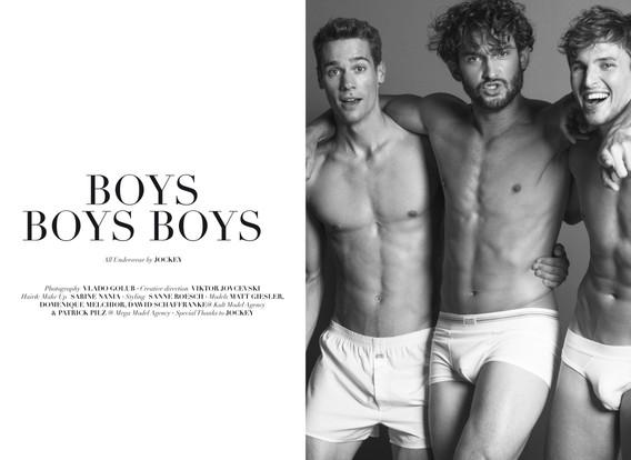 fashion, boys, jungs, men, underwear, meanwear, black and white photography, gang, fun, vlado golub photography, Vlado Golub Fotografie