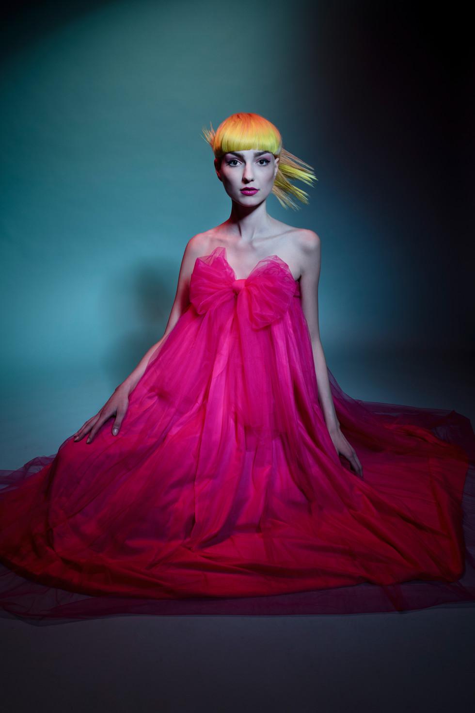 Laura, Hair & Beauty, J7, creative look, color, vlado golub photography, Vlado Golub Fotografie