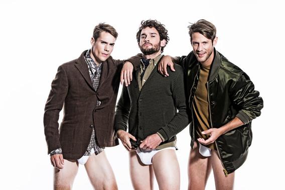 fashion, boys, men, menwear, underwear, suit and tie, fun, look at us, vlado golub photography, Vlado Golub Fotografie