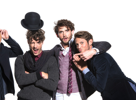 fashion, boys, men, menwear, bowler hat, suit and tie, fun, look at us, vlado golub photography, Vlado Golub Fotografie