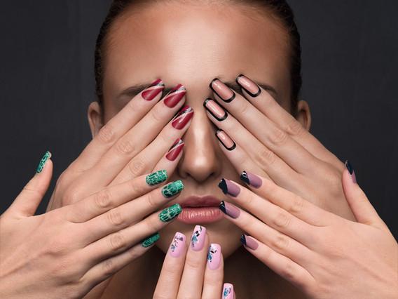 Free Work; Farbenspiel; Nails; Vlado Golub Fotografie