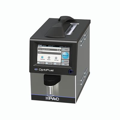 OptiFuel: FTIR fuel analyzer