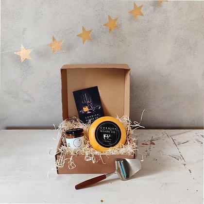 Cornish Gouda Truckle Gift Box