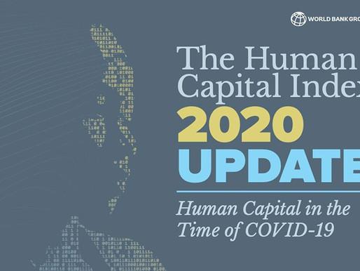 """""""İnsan Sermayesi Endeksi 2020 Güncellemesi: COVID-19 Zamanında İnsan Sermayesi"""" Analizi"""