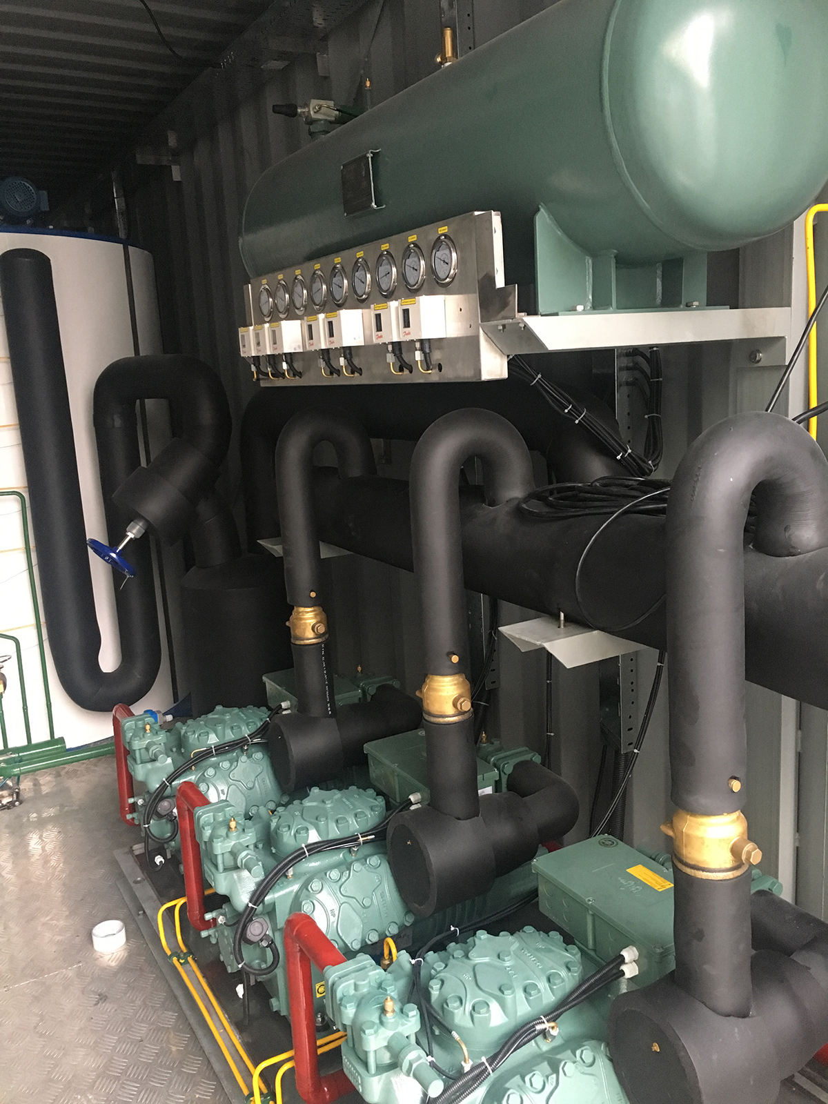 FIP50T-R4W - Ice Machine