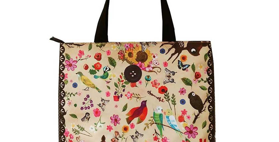 Nature Is Beauty - Long Tote Bag
