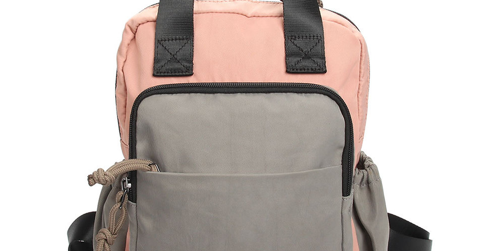 Mini backpack with handheld Straps