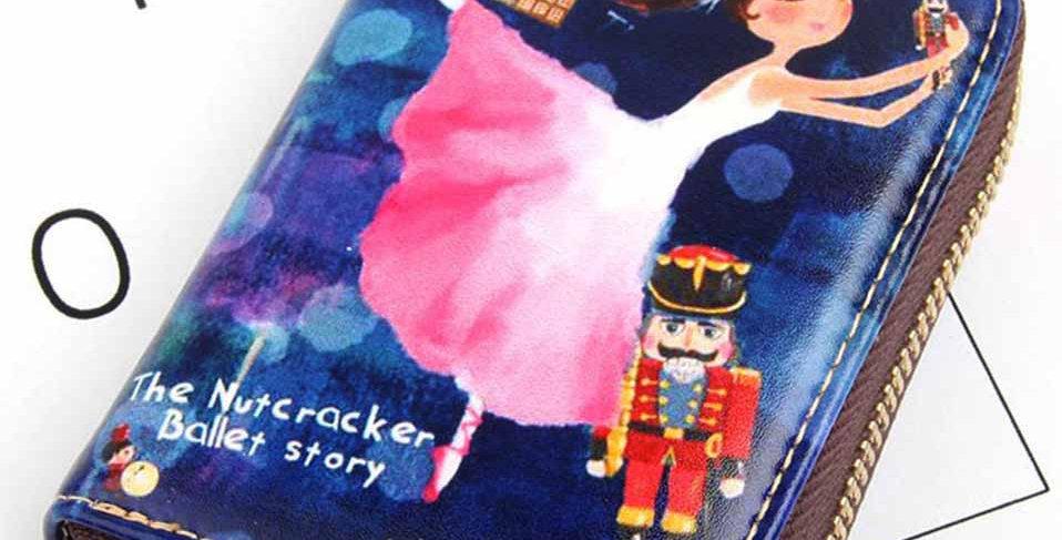 Nutcracker ballet story - Cardholder