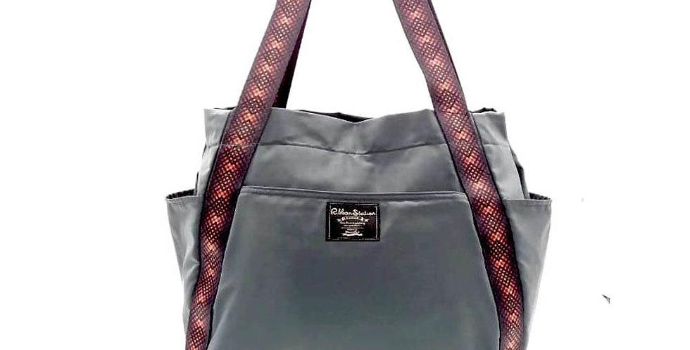 Shoulder Strap design Nylon bag – pattern design