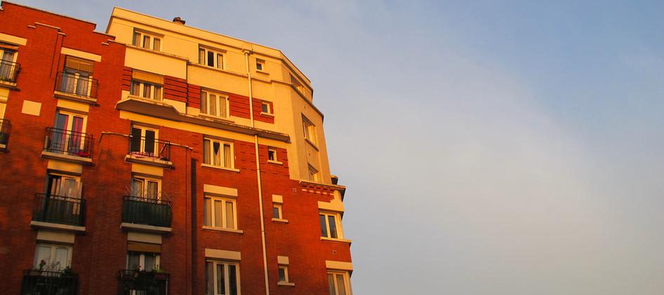 Ravalement d'immeuble - Paris