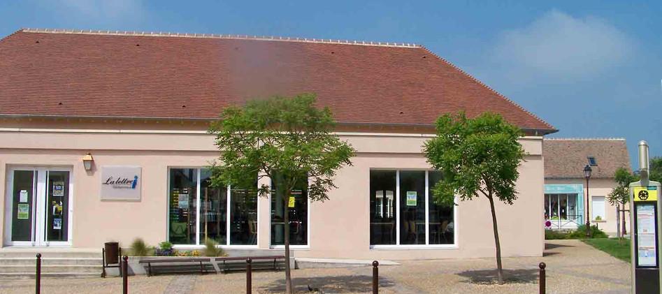 Médiathèque - Saint-Georges-sur-Eure