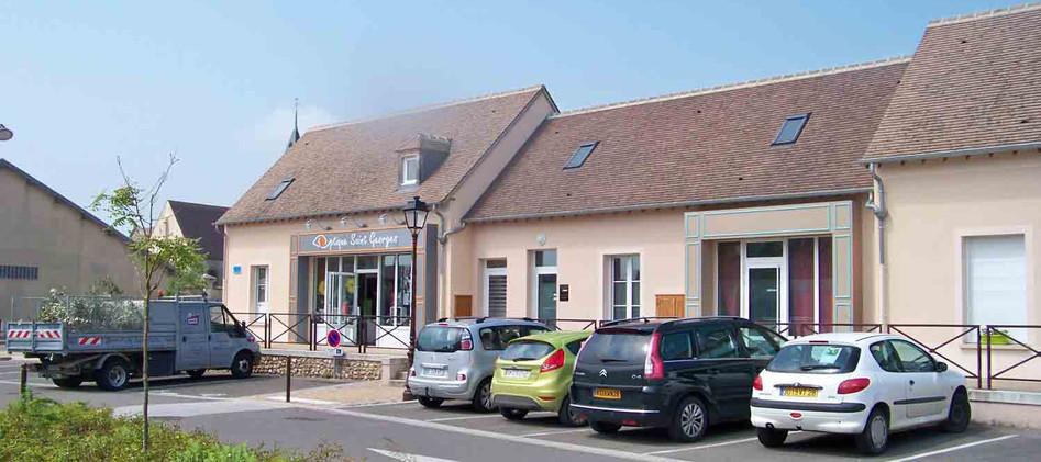 Commerces - Saint-Georges-sur-Eure